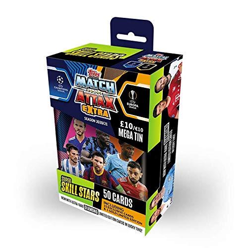1 Starter Match Attax EXTRA Saison 15//16-10 XXL-Booster mit je 10 Karten