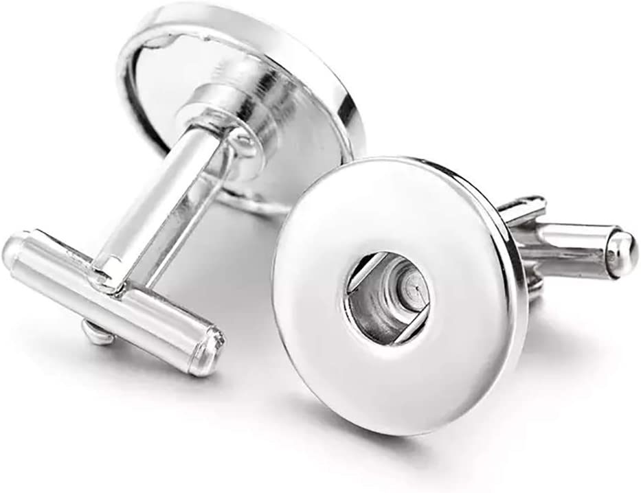 High quality new Lovglisten New 1 Pair Interchangeable Jewelry fi Cufflinks Snaps Free shipping on posting reviews