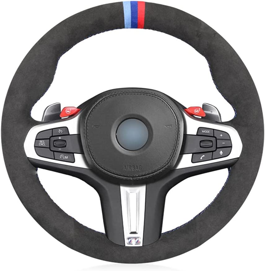 SAXTZDS Car Super Special SALE held Steering Wheel Cover for BMW M4 M3 G83 M5 F9 G82 G80 Max 65% OFF