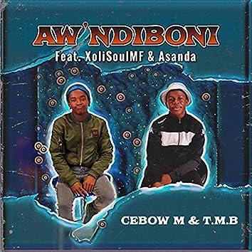 Aw'ndiboni (feat. XoliSoulMF & Asanda)