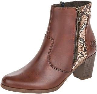 Rieker - Y8971 - Boots - Marron Moyen