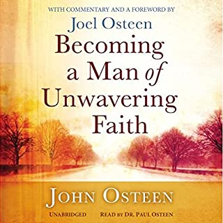 Becoming a Man of Unwavering Faith cover art