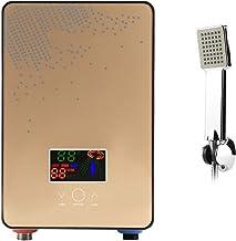 Garosa Doorstroomverwarmer, elektrisch, zonder tank met automatische temperatuurtechnologie, 220 V, 6500 W, voor ketel, en...