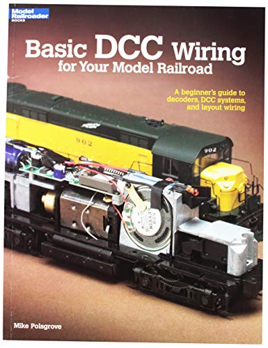 Kalmbach 12448 Basic DCC Wiring for Your Model Railroad KALZ2448