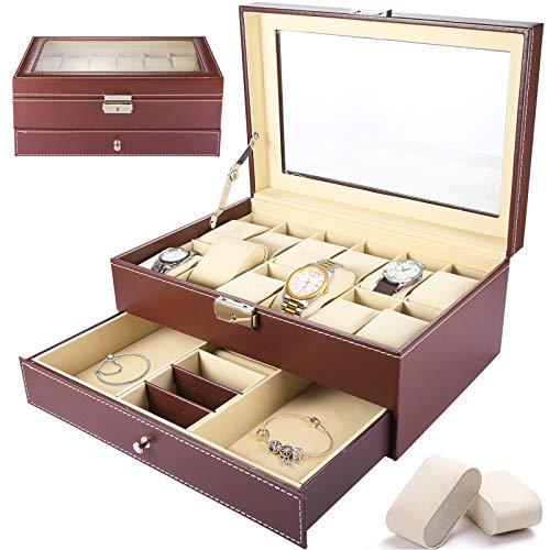 SaiXuan -   Uhrenbox 12