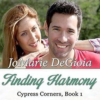 Finding Harmony audiobook cover art