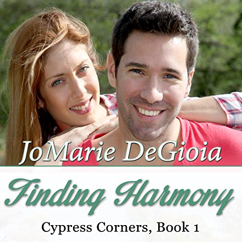 Finding Harmony audiobook cover art