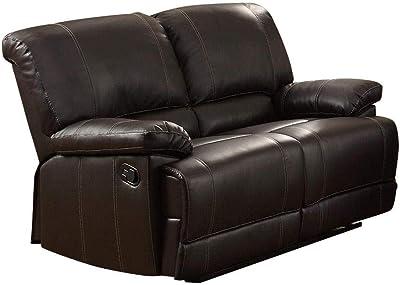 Amazon.com: Esofastore Contemporary Sectional Sofa Recliner ...