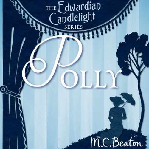 Polly audiobook cover art
