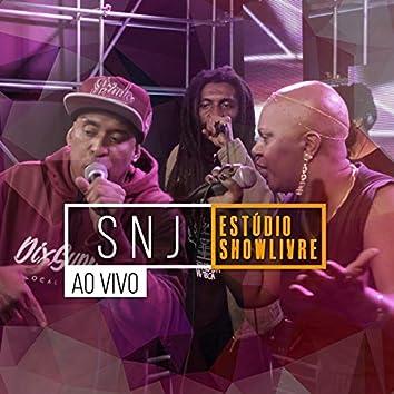 Snj no Estúdio Showlivre (Ao Vivo)