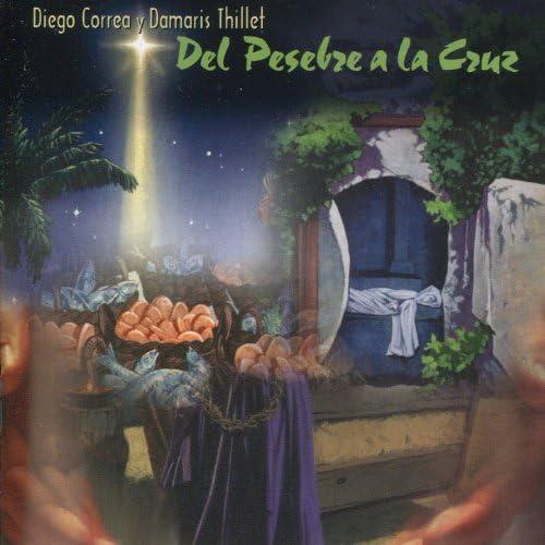 Diego Correa & Damaris Thillet