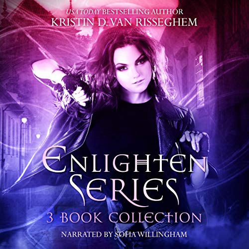 Enlighten Series: The Complete 3 Book Collection: Swords & Stilettos, Daggers & Dresses, and Wings & Wars  Titelbild