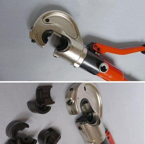 Gowe hydraulique Pince à sertir hydraulique de compression Outil Pince à sertir hydraulique manuel Outil à sertir 16–300 mm²
