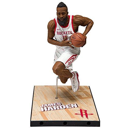 McFarlane Toys NBA Series 31 James Harden Houston Rockets Action Figure
