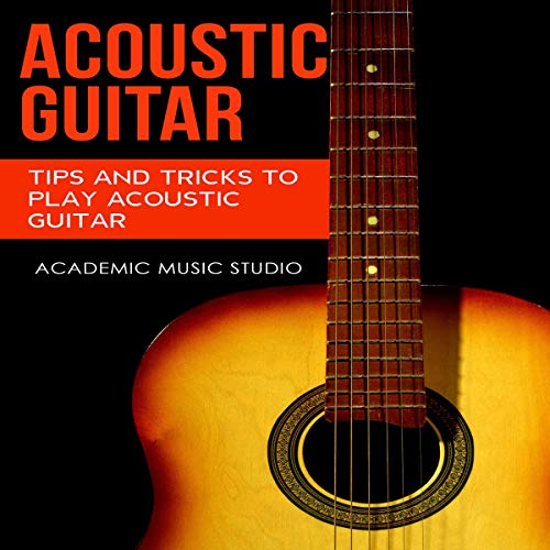 Page de couverture de Acoustic Guitar