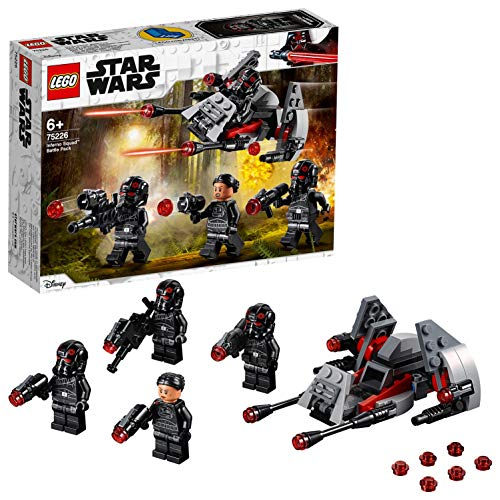 LEGO Star Wars 75226 - Inferno Squad Battle Pack, Minifiguren
