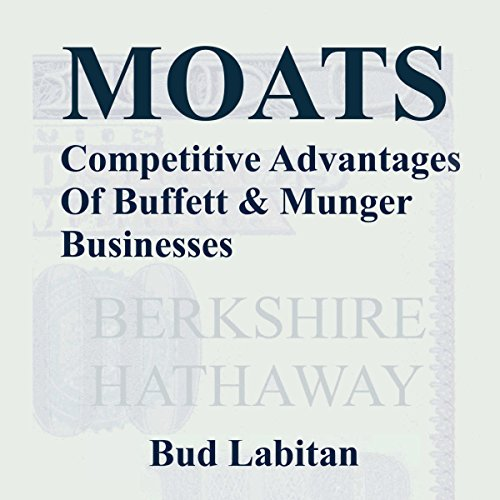 Moats audiobook cover art