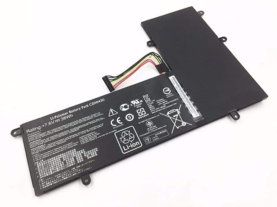 7.6V 38wh Laptop Battery C21N1430 for ASUS ChromeBook C201 C201P C201PA C201PA5 C201PA_C-2B
