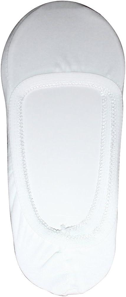 Women's Pair of Comfort Blend No Show Low Cut Liner Cotton Socks for Women