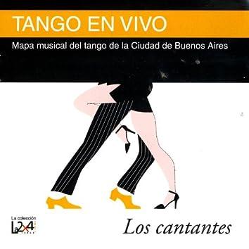 Tango en Vivo - Quintuple - Los Cantantes