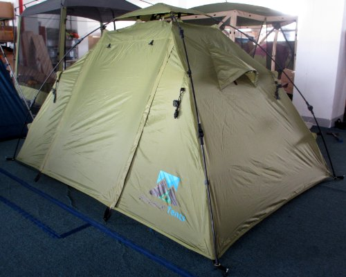 Pinnacle Tents Quick Set Dome Tent 7 X 5