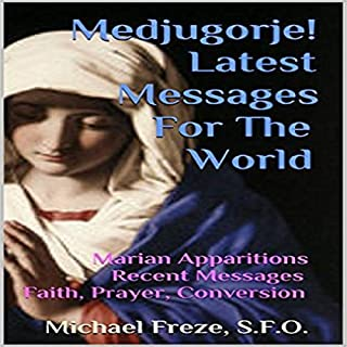 Medjugorje! Latest Messages for the World cover art