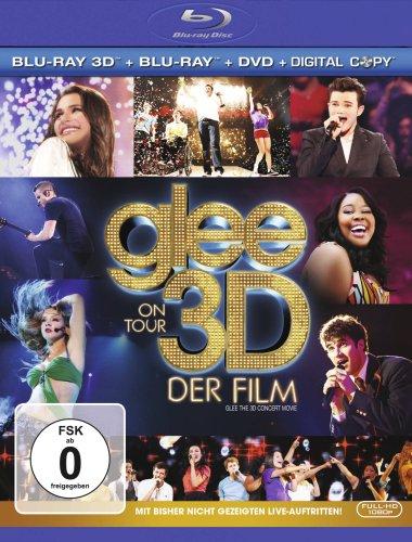 Glee on Tour - Der Film [Blu-ray]