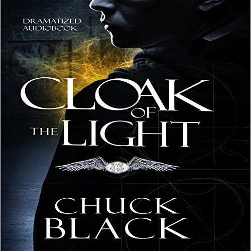 Cloak of the Light audiobook cover art