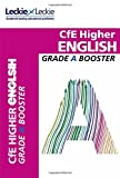 Higher English Grade Booster for SQA Exam Revision: Maximise Marks and Minimise Mistakes to Achieve Your Best Possible Mark