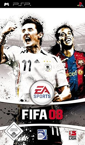 FIFA 08 [Platinum] - [Sony PSP]