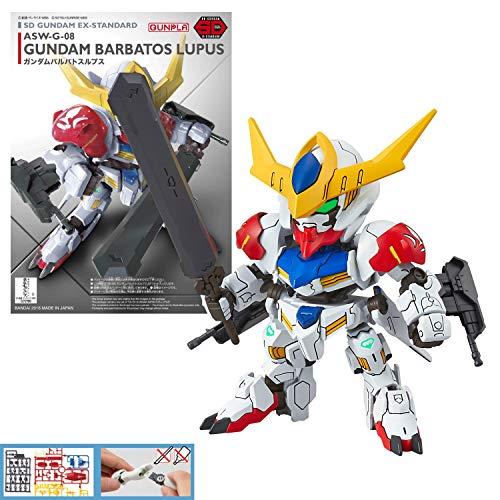 GUNPLA BANDAI - Maqueta Gunpla - Gundam - SD Gundam EX-Stand