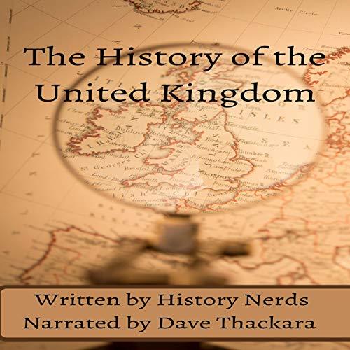 『The History of the United Kingdom』のカバーアート