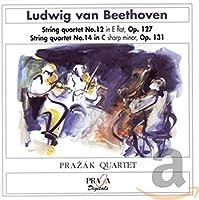Beethoven:Comp String Qts Vol5
