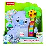 Fisher-Price - Parlamis Baby Koala 123, Juego Educativo con Luces y Sonidos,...