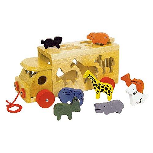 small foot company - Animales pequeños con pie compañía Zoowagen 7223