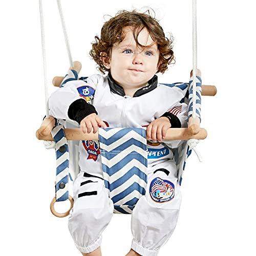 Happypie Canvas Hanging Swing Seat Hammock