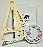 Body Fat Calipers Review and Comparison