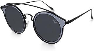 c4e4a7dad6 Gafas de sol mujer MOSCA NEGRA ® modelo BIG GLAM BLACK - Polarized