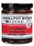 Terrapin Ridge Farms Hot Pepper Bacon Jam 11 OZ (Pack of 1)
