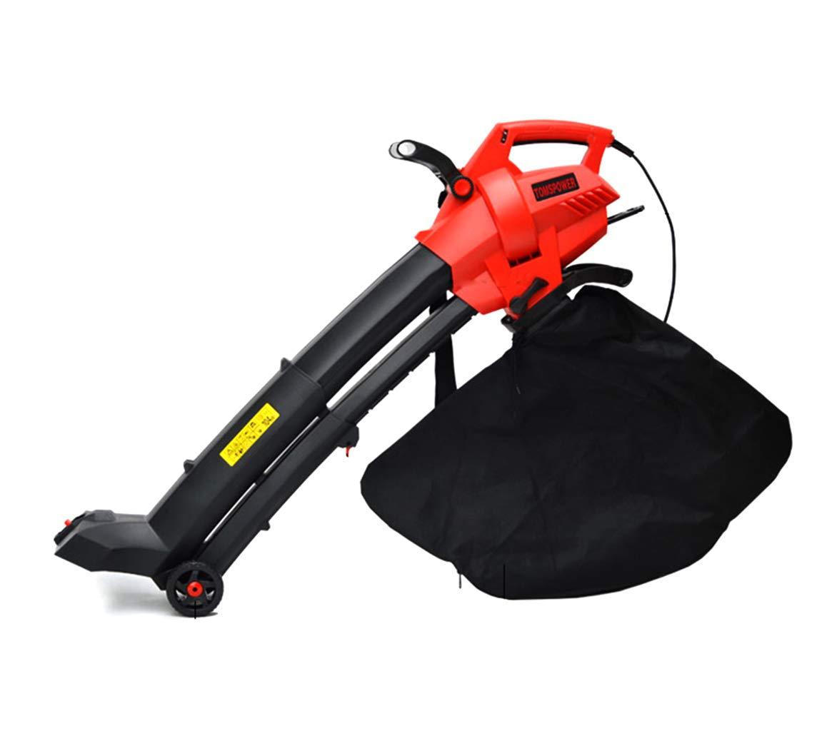 Garden Gear Leaf Blower, Aspiradora Con Bolsa De Polvo De 45 ...
