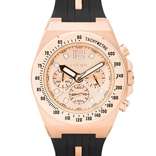 Otumm Athletics Unisex Reloj 45mm Chronografo MACHR-102