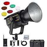 Godox VL200 200W 5600K LED Photography Video Light Continuous Output Lighting with Bowens Mount, Remote Control, Reflector, Support Mobile APP Control