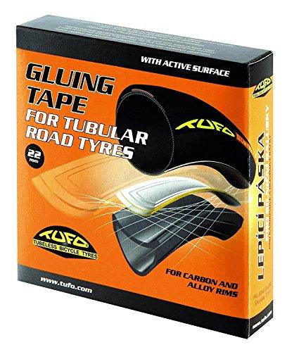 Tufo Band 022sdhesiva, Unisex Erwachsene, schwarz, 700x 22mm