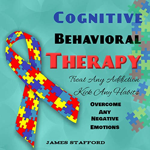 Cognitive Behavioral Thеrару audiobook cover art