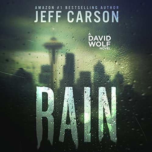 Rain audiobook cover art