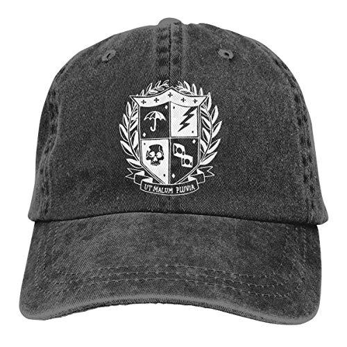Umbrella Academy - Gorra de béisbol ajustable