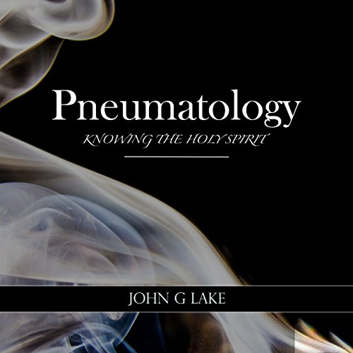 Pneumatology audiobook cover art