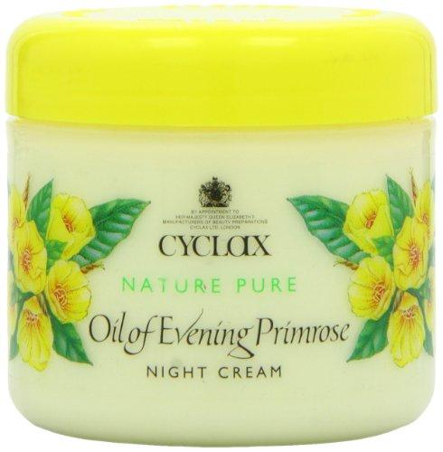 Cyclax Nature - Crema de Aceite de onagra - 300ml - Noche
