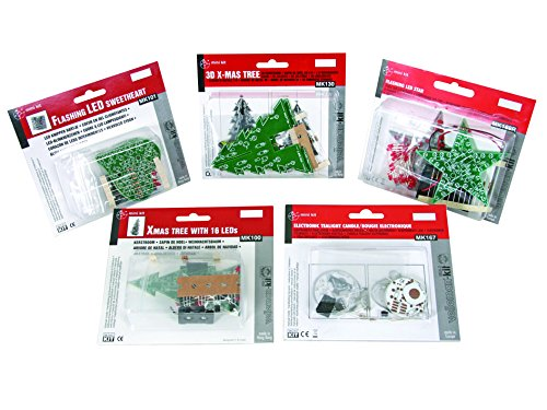 VELLEMAN - MKSET2 Minikits Seasonal mini-kit Geschenk Pack 840503