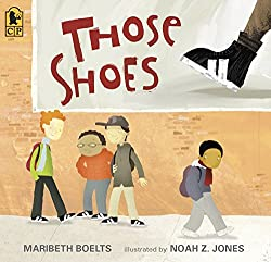Social and Emotional Book List for Kids - Those Shoes